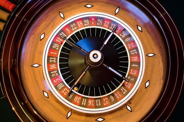 roulette on online casinos