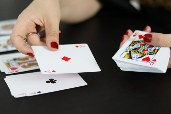 Blackjack online tips